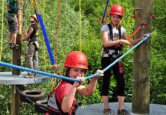 De klimpark van Karinthië bieden plezier en actie voor groot en klein. Adventurepark Katschberg is al geschikt voor kinderen vanaf 4 jaar. In...