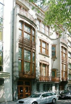 Major Town Houses of the Architect Victor Horta - Hotel Solvay - Brussels