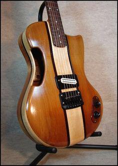 LS-1 Kozm guitars! Link back for facts!
