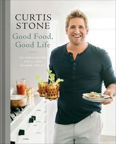 Curtis Stone chats about his newest cookbook and family mealtime in Today's Parent.