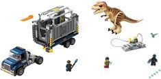 Er komt weer een nieuwe Jurassic Park film aan, namelijk Jurassic World: Fallen Kingdom. Daar horen natuurlijk een aantal nieuwe LEGO Jurassic World sets bij. Bekijk ze op Veel Bouwplezier!