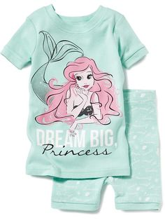 Disney&#169 Ariel Sleep Set Product Image