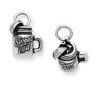 Sweet Tea Charm: James Avery