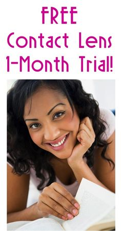 FREE Contact Lens Month Trial