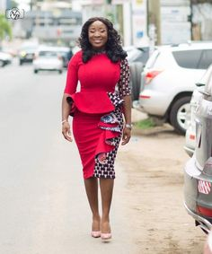 Thinking of which Ankara styles to make next? Tired of scouring google images without finding any style you'd like to make?Well, here are latest Ankara designs that can make you look outstanding and a whole new.Be sure to know what suits your body type. Be original, creative....