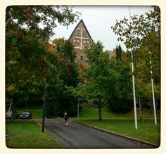 The church of St Lawrence Lohja
