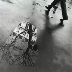 Louis Stettner, Place Saint- Augustin, Paris, 1993.