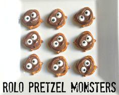 Rolo Pretzel Monster