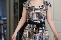 Book lover dress: I would have to get this and many more because I would want to wear it everyday!