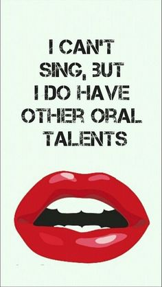 Actually I can sing