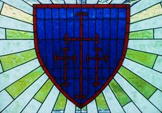 """DIY """"Stained Glass Window"""" with gallery glass paint!"""