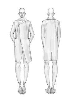 Via behance men fashion illustrations in 2019 fashion sketches, fashion Illustration Mode, Fashion Illustration Sketches, Fashion Sketchbook, Fashion Design Sketches, Sketch Fashion, Model Sketch, Fashion Art, Fashion Shoes, Fashion Dresses