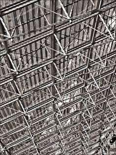 architectural pattern. Man-made structure