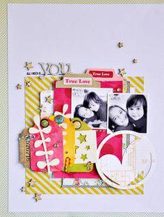 True Love *Crate Paper* by Sasha at Studio Calico