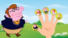 The First Pig Family / Family Song / Nursery Rhyme. Pig Family, Finger Family, Nursery Rhymes Lyrics, Family Songs, Peppa Pig, Youtube, Fictional Characters, Fantasy Characters, Youtubers