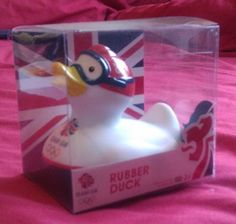 Official Olympic Duck for London 2012