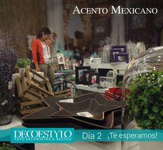 #Día2 en @decoestyloexpo , la expo de decoración y regalo más grande de américa latina.