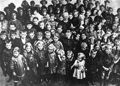 (79828) Ethnic Communities, Belgian, Refugees, World War I, 1915