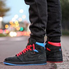 "Air Jordan 1 Retro High ""Quai 54"""