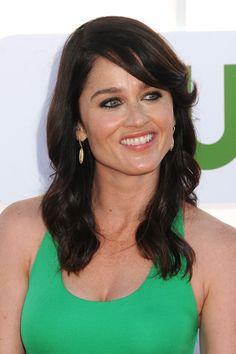 "Robin Tunney..so pretty....love her as Lisbon on the ""Mentalist:\"""