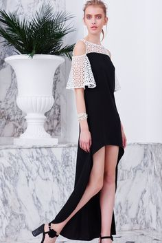 e019579d140 The cocktail and evening collection Anne Fontaine spring summer 2017  continues to expand and has added