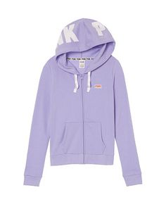 Clothing, Shoes & Jewelry > Women > Clothing > Fashion Hoodies & Sweatshirts > Victoria's Secret PINK Perfect Full-Zip Hoodie Shadow (X-Smal. Vs Pink Outfit, Pink Outfits, Outfits For Teens, Cool Outfits, Sporty Outfits, Modest Outfits, Victoria Secret Outfits, Victoria Secrets, Pink Wardrobe
