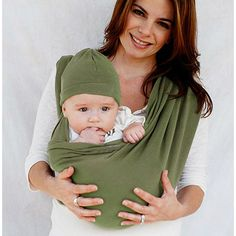 84.04$  Watch now - http://alila8.worldwells.pw/go.php?t=32720496096 - Baby Cotton Breathable Sling Wrap Quick Dry Variety of ways Backpacks Carriers Baby Gear High Quality Infant Kangaroo 10 Colors
