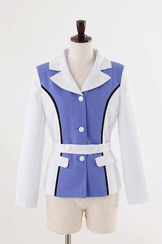 ユリ熊嵐 紅羽のジャケット コスプレ衣装-higashi2052 | や行 コスプレ衣装,ユリ熊嵐 | コスプレ衣装専門販売店ーコスオ