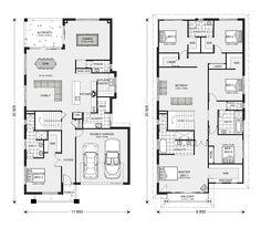 Balmain 400, Home Designs in Newcastle | G.J. Gardner Homes