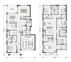 Balmain 400, Home Designs in Newcastle | G.J. Gardner Homes