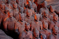 Terracotta Warriors Museum. CHINA.  The website is in Chinese, but has fabulous pictures.  All ages.