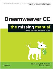 Dreamweaver CC -The Missing Manual