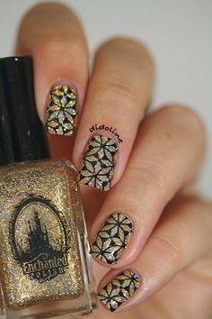 ☆ EP - Flashing Lights & Stamping with pueen ☆ ~ Didoline's Nails