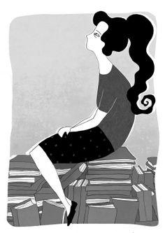 Ilustración by Nuria Diaz: marzo 2010