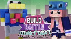 Disney! | Build Battle | Minecraft Building Minigame Minecraft Multiplayer, Cat Crying, Battle, Kawaii Stuff, Building, Disney, Buildings, Construction, Disney Art