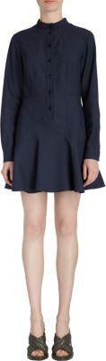 Stella McCartney Piqué Shirtdress