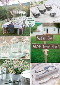 Des petits cadeaux d'invités pour un mariage champêtre !  #lovengift #cadeauxinvites #cadeauxinvitesmariage #mariagerural