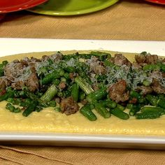 Michael Symon's Polenta Party! - the chew - ABC.com