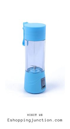 Jeeke Portable Blender USB Rechargeable Handheld Blender for Shakes and Smoothies