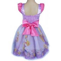 Vestido das Princesas - Universo 4 Kids