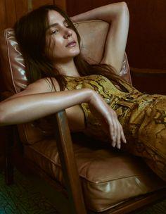 Smile: Mijo Mihaljcic in Interview Magazine October 2015 by Sebastian Sabal-Bruce