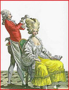 Marie Antoinette Biography: The Face of Royal Excess During the French Revolution Marie Antoinette, Costume Français, French Script, French Revolution, Illustrations, Mail Art, Fashion Plates, Love Letters, Botanical Prints