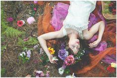 Deep Forest Wedding Inspiration