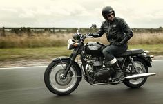 Only the most beautiful bike ever - Triumph Bonneville t100