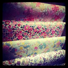 Give the gift of #LibertyPrint - wrapping paper  available in our Stationery Room