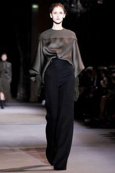 Haider Ackermann Ready To Wear Fall Winter 2012 Paris - NOWFASHION