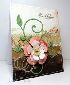 Stamping with a Passion!----Like Joan's Blog List