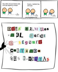 cyanide and happiness español - Buscar con Google