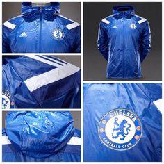 adidas Chelsea 14/15 Anthem Jacket - Blue/Wht قیمت:  تومان حراج  کد محصول:  استعلام موجودی و ثبت سفارش با کد محصول در تلگرام