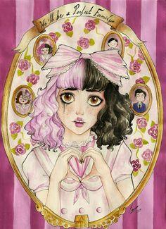 Melanie Martinez in Dollhouse